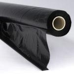 Deckblattfolie schwarz
